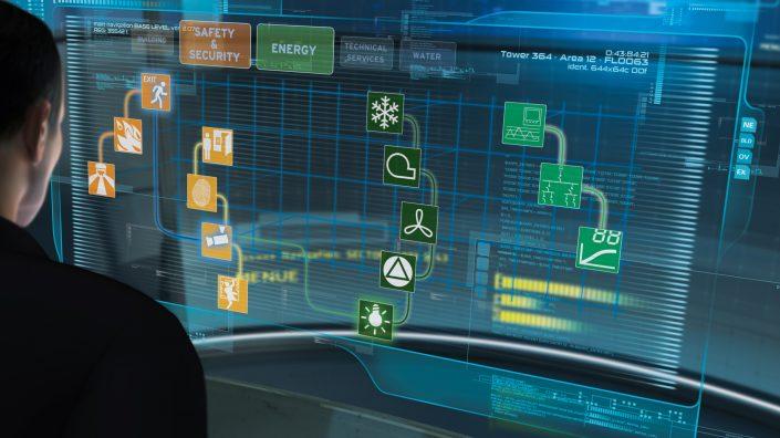 Soluzioni industriali nel settore della tecnologia